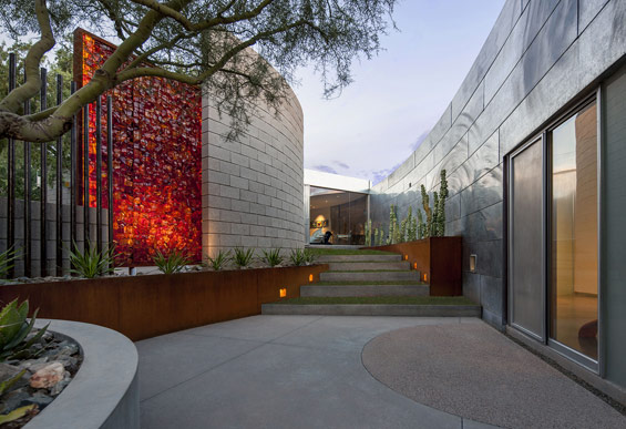 Casa colibrí | Paradise Valley USA | Colwell Shelor Landscape Architecture