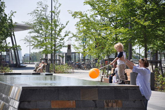 Hyllie Plaza | Malmo suecia | Thorbjörn Andersson con Sweco Architects