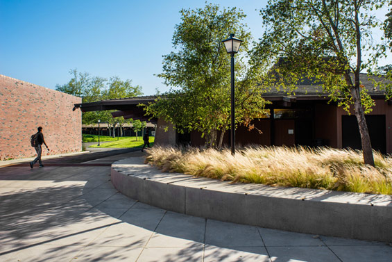 Foothill College | Los Altos California | Meyer + Silberberg Land Architects