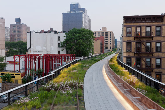 Se abre High Line Stage 2